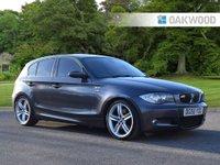 2005 BMW 1 SERIES 3.0 130I M SPORT 5d 262 BHP £7495.00