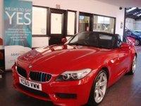 2010 BMW Z4 2.5 Z4 SDRIVE23I M SPORT ROADSTER 2d 201 BHP £12995.00