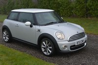2012 MINI HATCH COOPER 1.6 COOPER D LONDON 2012 EDITION 3d 110 BHP £6495.00