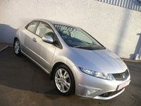 USED 2010 60 HONDA CIVIC 2.2 I-CTDI SI 5d 138 BHP LEATHER + AIR CON