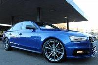 2015 AUDI A4 3.0 TDI QUATTRO S LINE BLACK EDITION PLUS 4d AUTO 241 BHP £23990.00