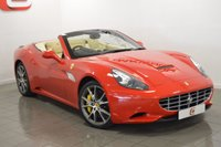 USED 2013 63 FERRARI CALIFORNIA 4.3 2 PLUS 2 2d AUTO 490 BHP EDITION 30 ONLY 8,000 MILES WITH F.F.S.H