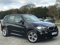 2014 BMW X5 2.0 SDRIVE25D M SPORT 5d AUTO 215 BHP £19000.00