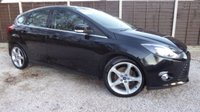 USED 2012 62 FORD FOCUS 1.6 TITANIUM 5dr 18 Inch Alloys, Bluetooth