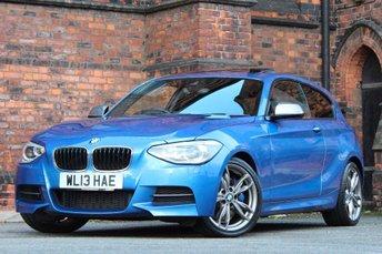 2013 BMW 1 SERIES 3.0 M135i M Sports Hatch Sport Auto 3dr £17977.00
