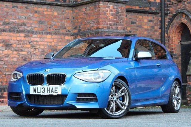 2013 13 BMW 1 SERIES 3.0 M135i M Sports Hatch Sport Auto 3dr