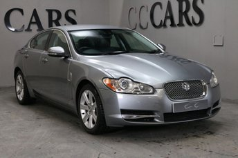 2010 JAGUAR XF 3.0 V6 LUXURY 4d AUTO 240 BHP £7495.00