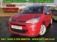 2014 CITROEN C3 1.2 SELECTION 5d 80 BHP £6450.00