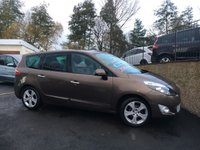 USED 2011 11 RENAULT GRAND SCENIC 1.9 DYNAMIQUE TOMTOM DCI 5d 130 BHP