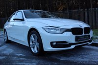 USED 2012 12 BMW 3 SERIES 2.0 320I SPORT 4d 181 BHP A STUNNING 320i WITH A FULL BMW HISTORY AND GOOD SPECIFICATION!!!