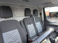 USED 2014 64 FORD TRANSIT CUSTOM 2.2 310 LIMITED LR P/V 1d 153 BHP PLUS VAT