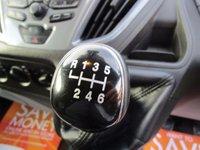 USED 2014 64 FORD TRANSIT CUSTOM 2.2 310 LIMITED LR P/V 1d 153 BHP PLUS VAT