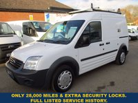 2012 FORD TRANSIT CONNECT 230 LWB ONLY 28,000 MILES & FULL HISTORY  £5595.00
