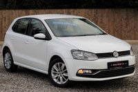 USED 2015 65 VOLKSWAGEN POLO 1.2 SE TSI 5d 89 BHP 1 OWNER, £20 A YEAR ROAD TAX.