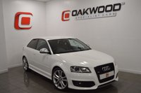 USED 2008 58 AUDI S3 2.0 TFSI QUATTRO 3d 262 BHP *1 OWNER* AUDI SERVICE HISTORY FROM NEW
