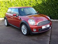 2011 MINI HATCH COOPER 1.6 COOPER D 3d 112 BHP £6975.00