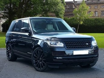 2016 LAND ROVER RANGE ROVER 5.0 V8 AUTOBIOGRAPHY 5d AUTO 510 BHP £95000.00