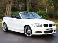 USED 2013 63 BMW 1 SERIES 2.0 118D SPORT PLUS EDITION 2d AUTO 141 BHP £280 PCM With £1469 Deposit