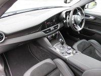 USED 2019 69 ALFA ROMEO GIULIA 2.9 V6 BITURBO QUADRIFOGLIO 4d AUTO 503 BHP