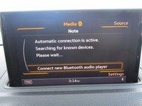 USED 2014 64 AUDI A3 2.0 S3 QUATTRO 4d AUTO 296 BHP BIGGEST SPEC IN THE UK