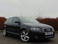 USED 2007 57 AUDI A3 2.0 TDI SPORT 5d * ONE OWNER FROM NEW *