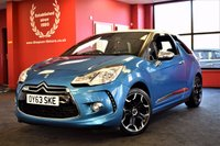 USED 2013 63 CITROEN DS3 1.6 E-HDI AIRDREAM DSPORT PLUS 3d 111 BHP