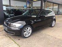 2009 BMW 1 SERIES 2.0 116I SPORT 5d 121 BHP £5795.00