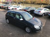 USED 2008 08 VOLKSWAGEN POLO 1.4 BLUEMOTION 1 TDI 5d 79 BHP