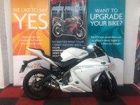 2011 YAMAHA YZF-R125 124cc YZF R125  £2199.00