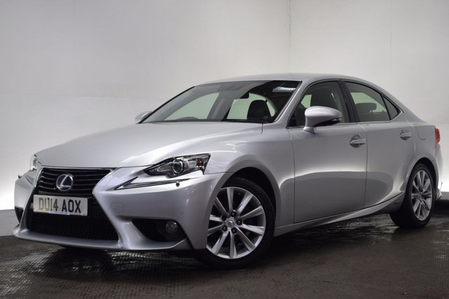 View our LEXUS IS 300H