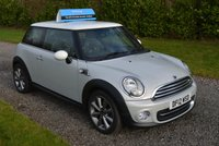 2012 MINI HATCH COOPER 1.6 COOPER LONDON 2012 EDITION 3d 120 BHP £7795.00