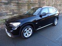 2011 BMW X1 2.0 XDRIVE20D SE 5d 174 BHP £9000.00