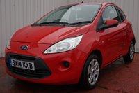 2014 FORD KA 1.2 EDGE 3d 69 BHP £4995.00