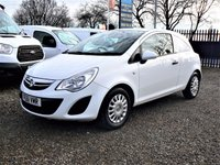 USED 2011 61 VAUXHALL CORSA 1.2 CDTI ECOFLEX  AIR CONDITIONING/ FULL SERVICE HISTORY