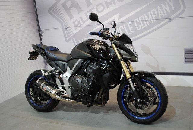 2011 11 HONDA CB1000R 998cc