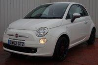 2013 FIAT 500 0.9 STREET 3d 85 BHP £5495.00