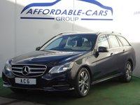 2013 MERCEDES-BENZ E CLASS 2.1 E220 CDI SE 5d 168 BHP £14450.00