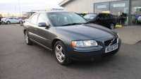USED 2006 56 VOLVO S60 2.4 S D5 4d 183 BHP 25% DEPOSIT NO CREDIT CHECKS FINANCE AVAILABLE TO ALL