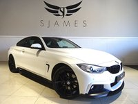 USED 2014 14 BMW 4 SERIES 2.0 420D XDRIVE M SPORT 2d AUTO 181 BHP