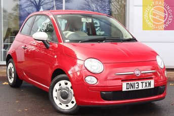 2013 FIAT 500 1.2 COLOUR THERAPY 3d 69 BHP £4795.00