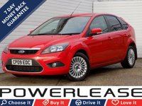 USED 2009 09 FORD FOCUS 1.8 TITANIUM TDCI 5d 115 BHP BLUETOOTH HEATED FRONT SCREEN