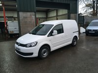 2011 VOLKSWAGEN CADDY