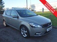 2010 KIA CEED 1.6 3 SW CRDI 5d 113 BHP £4990.00