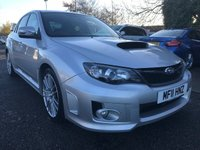 USED 2011 11 SUBARU IMPREZA 2.5 WRX STI TYPE -UK AWD 4d 296 BHP