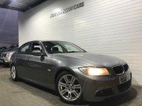 2010 BMW 3 SERIES 2.0 318D M SPORT 4d 141 BHP £7995.00