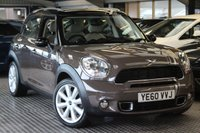 USED 2010 60 MINI COUNTRYMAN 1.6 COOPER S ALL4 5d 184 BHP