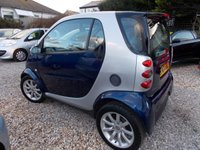 USED 2004 04 SMART FORTWO 0.7 PASSION SOFTOUCH 2d AUTO 61 BHP NEW MOT -  READY TO GO