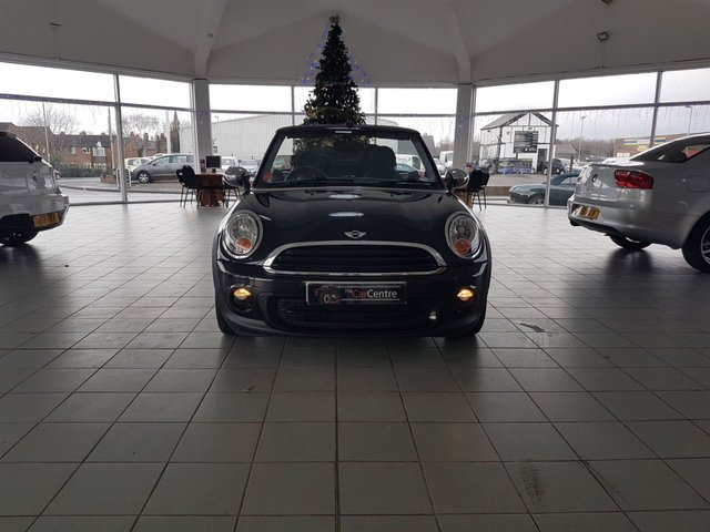 2010 60 MINI CONVERTIBLE 1.6 ONE 2d 98 BHP