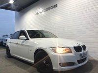 2011 BMW 3 SERIES 2.0 320D EFFICIENTDYNAMICS 4d 161 BHP £8995.00