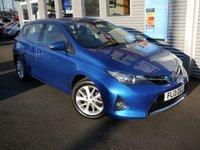 2013 TOYOTA AURIS 1.6 ICON VALVEMATIC 5d AUTO 130 BHP £8480.00